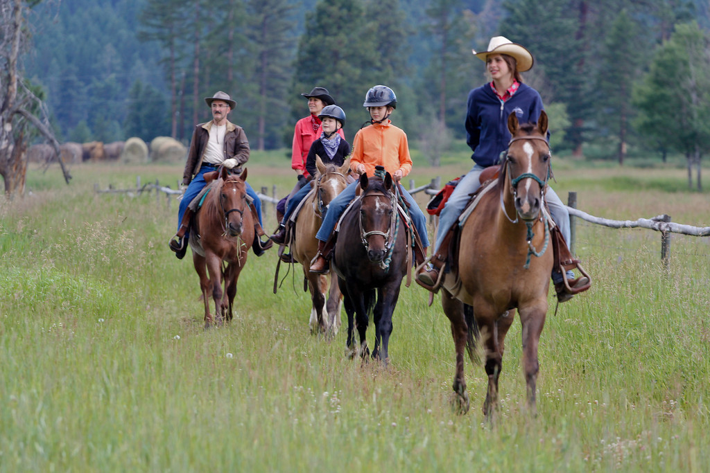 Is there an age limit for learning horse riding? - Quora